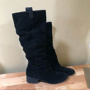 Nordstroms BP Suede Boots Size 7M Leather